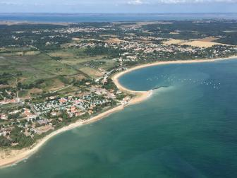 LES FLOTS-ATLANTIQUE, Camping en France